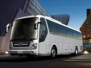 Аренда автобуса Hyundai Universe Luxury